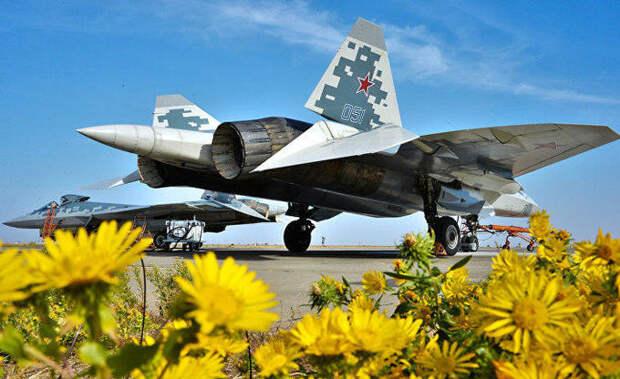 Россия вооружается: армия получит первый Су-57 уже в декабре (Wirtualna Polska, Польша)