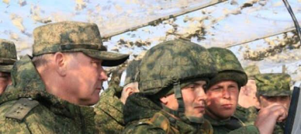 «Победитель ИГИЛа» командует маневрами в Крыму. Вместе с ним лучшие снайперы России