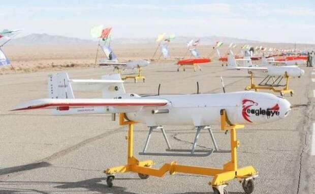 СМИ: Иран разместил дроны-камикадзе вЙемене, дотянувшись доКрасного моря