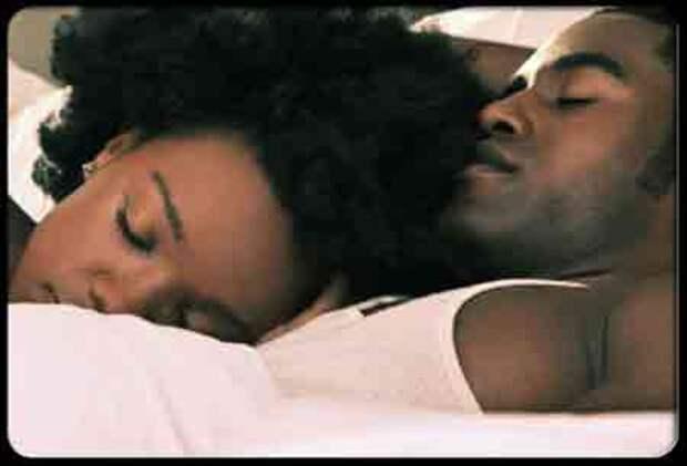 Выделившийся окситоцин - причина быстрого засыпания