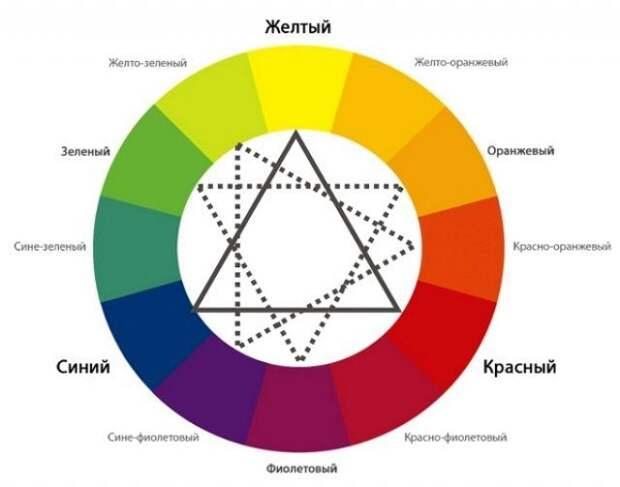 Основы цветового дизайна в саду