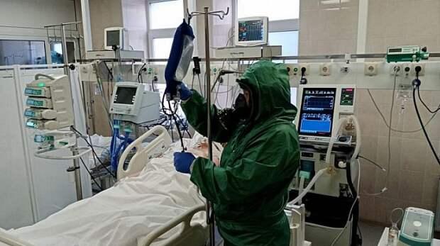 В Сочи скончался мужчина с коронавирусом