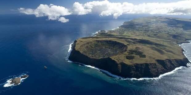 Фотоподборка острова Пасхи