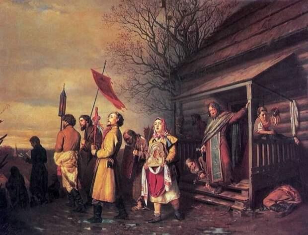 За что православные крестьяне попов на вилы поднимали
