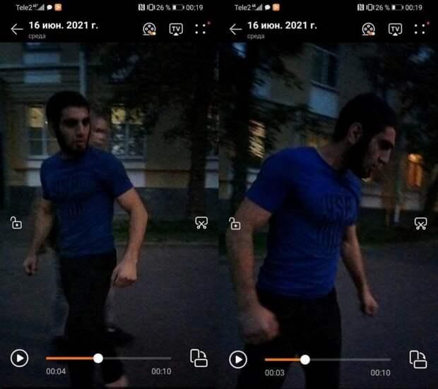 Мужчина набросился на подростка на улице Космонавтов