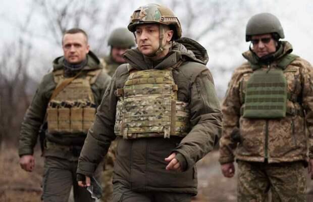 Зеленский обвинил Россию в подготовке «захвата» Киева, Одессы и Харькова