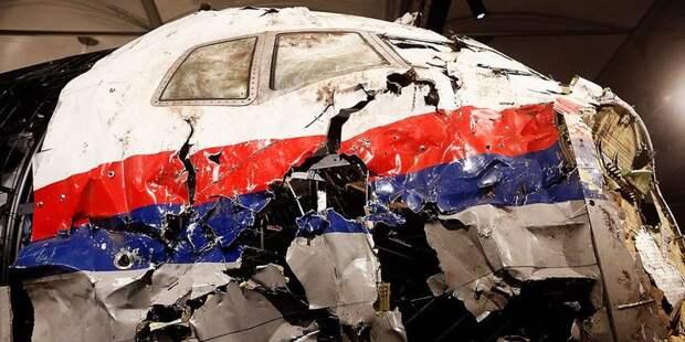 Боинг МН17 не дает покоя военным преступникам