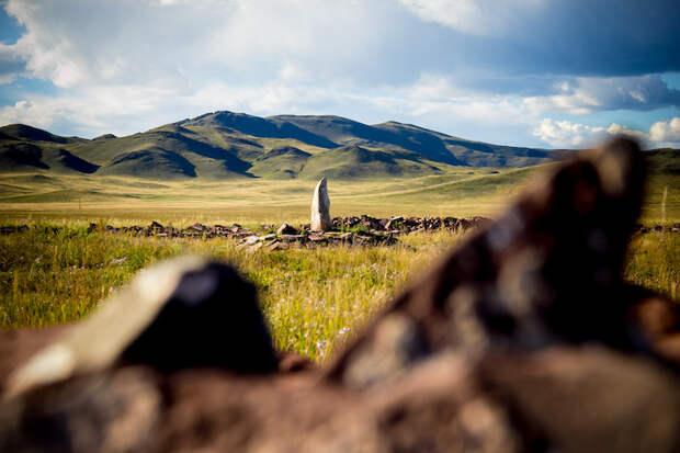 Ранние кочевники Центральной Азии