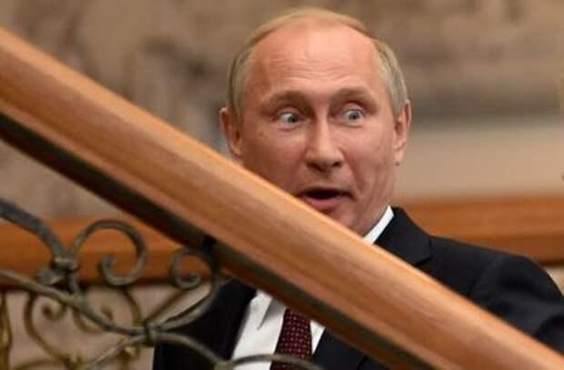Какие вопросы задают украинцы Путину в рамках «Прямой линии»?