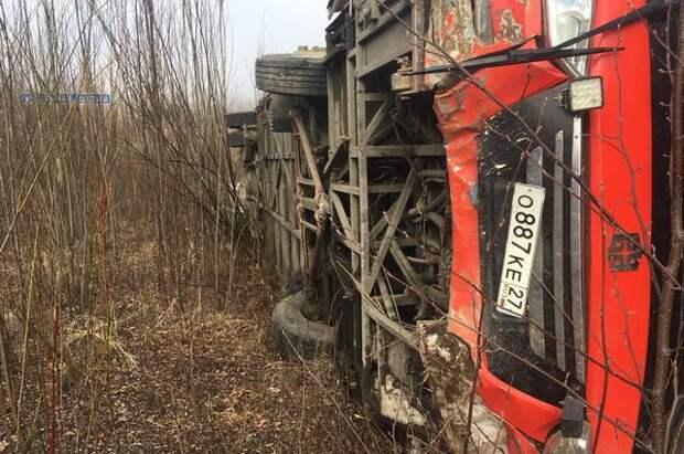 В Хабаровске задержали водителя автобуса, в ДТП с которым погибли трое