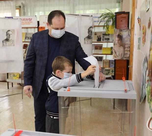 ЦИК сохранит голосование в несколько дней