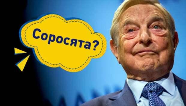 Украина: чем выше влияние соросят – тем ниже уровень доверия граждан
