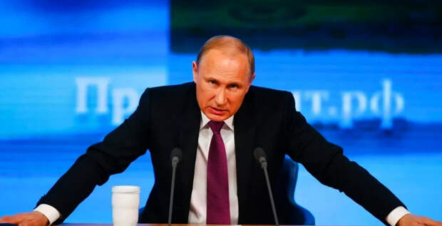 Путину никто в мире не может ставить условия