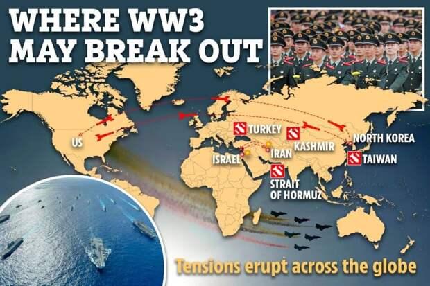 На Западе задумались от Третьей мировой