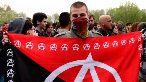 Чёрный передел, белый вопрос и новая анархия
