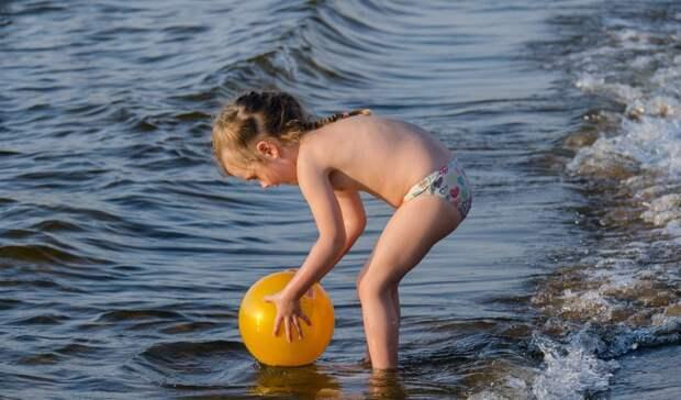 Ребенок погиб при купании нанеоборудованном пляже вРостове-на-Дону