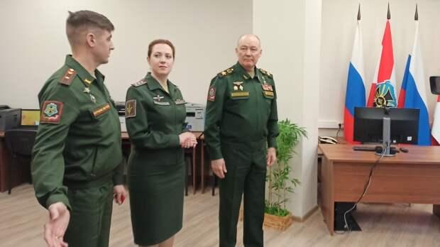 Центр психологической консультации и отбора военных открылся вРостове