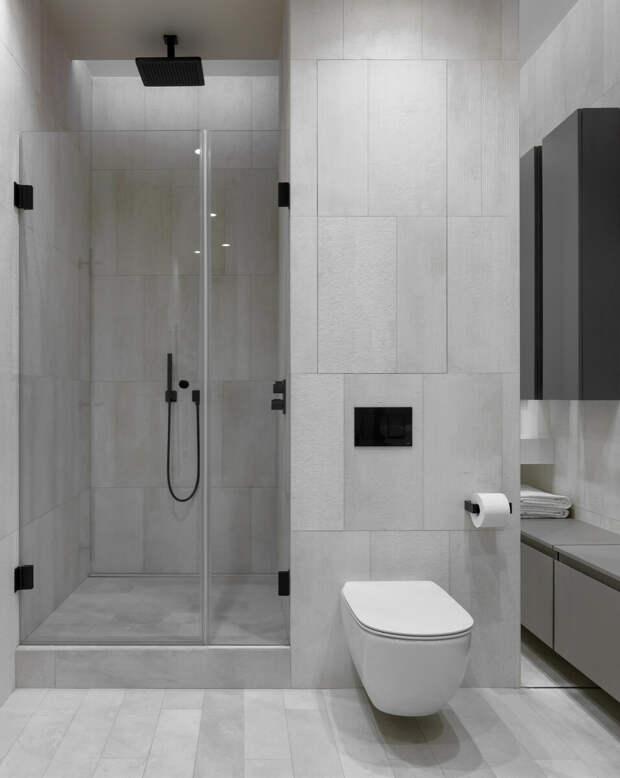 Может ли полностью белая квартира быть уютной: показываем на примере однушки 62 м² в стиле минимализм