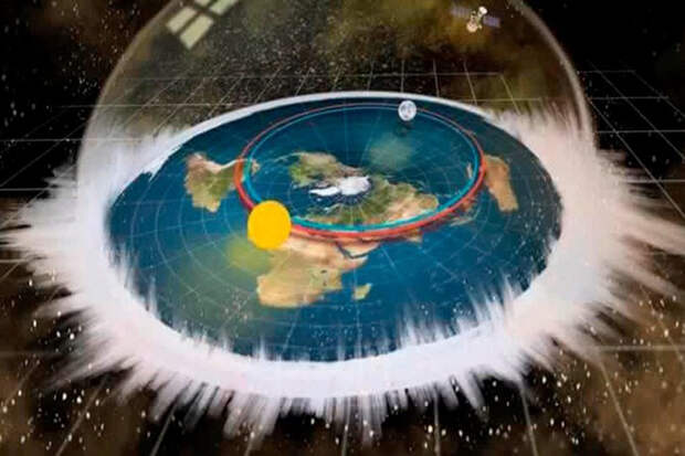 Земля плоская и стоит на трех китах: передача федерального канала шокировала мир