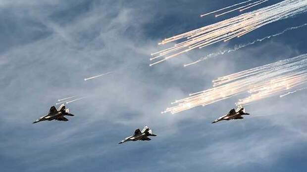 Неопознанные истребители МиГ-29 очень напугали турецких военных в Ливии