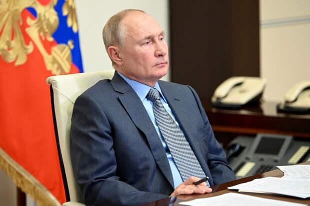 Путин назвал одну из главных проблем Северного Кавказа