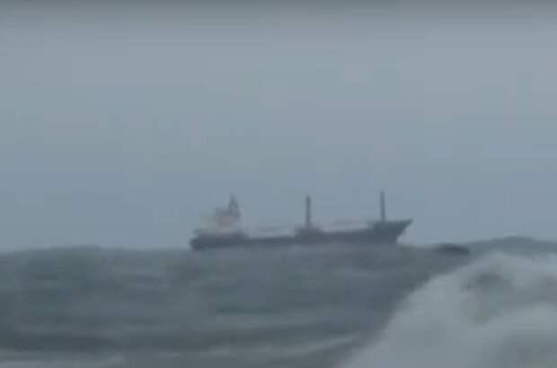 СК возбудил дело из-за гибели российского капитана затонувшего сухогруза