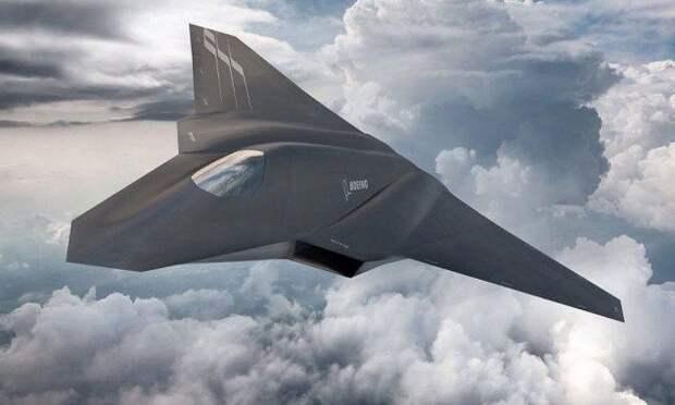 «Истребитель шестого поколения» ВВС США – что это такое?