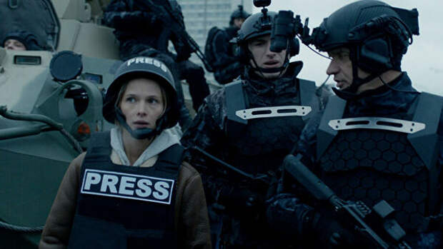 """Российский фильм """"Аванпост"""" покажут в 90 странах, в том числе США и Китае"""