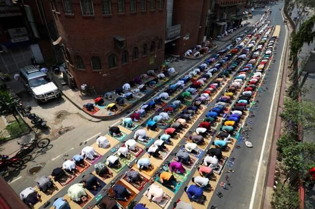 Интересные фото из Бангладеш
