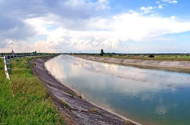 Вопрос водоснабжения Крыма переходит в крайне серьезную стадию