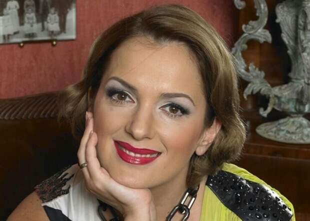 Актриса Мария Порошина | Фото: kino-teatr.ru