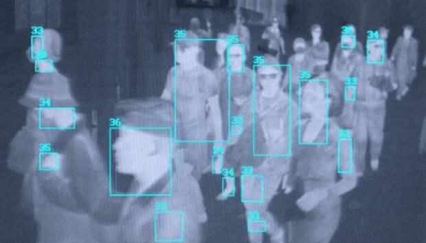 Маски и карантин заказала система распознавания лиц?