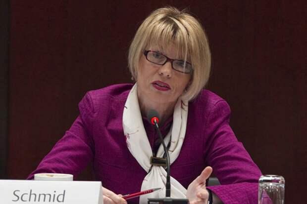 Генеральный секретарь ОБСЕ Хельга Шмид призвала соблюдать Минские соглашения