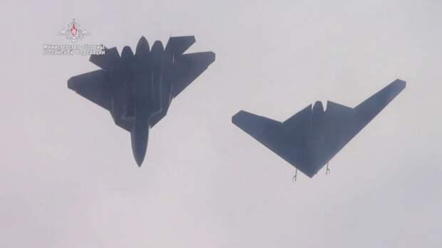 Российский беспилотник «Охотник-Б» восхитил западных военных экспертов