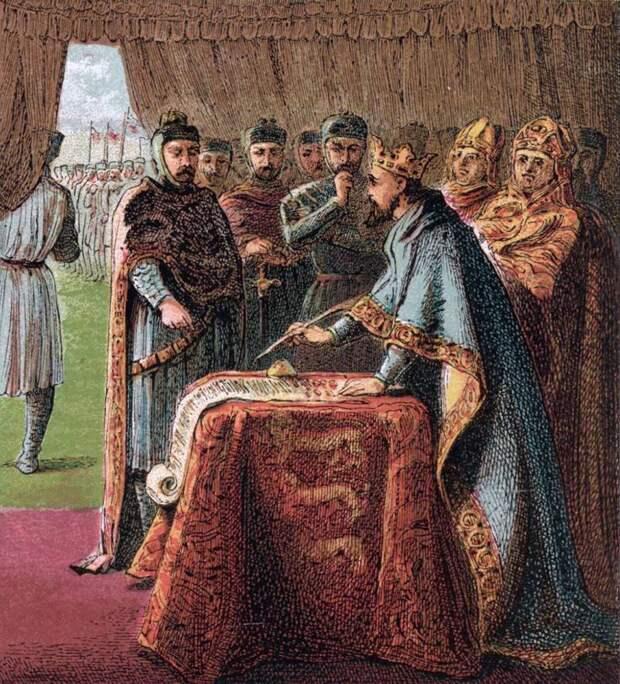 Хороший король Ричард, плохой король Джон. В 2-х частях