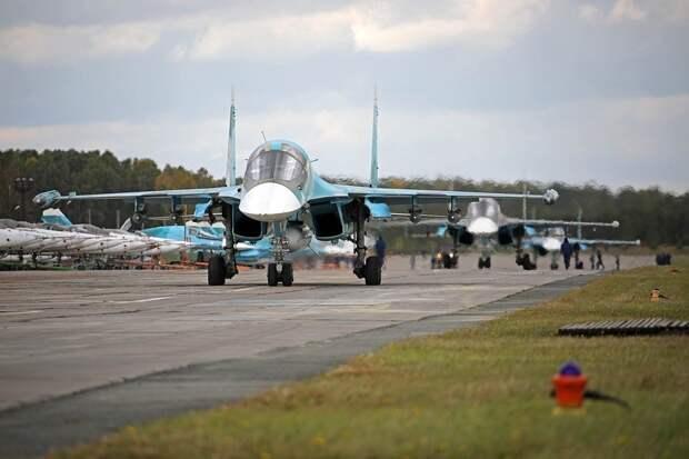 Первые поставки Су-34М в ВКС России ожидаются в 2021 году