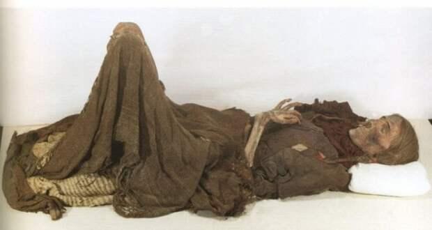 Самые знаменитые мумии мира и их загадочные истории