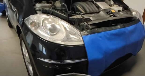 Как восстановить помутневшие или пожелтевшие автомобильные фары