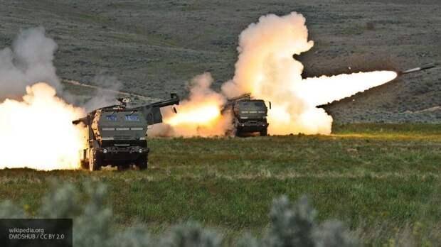 США сократили время на подготовку артиллерийского удара по РФ и Китаю