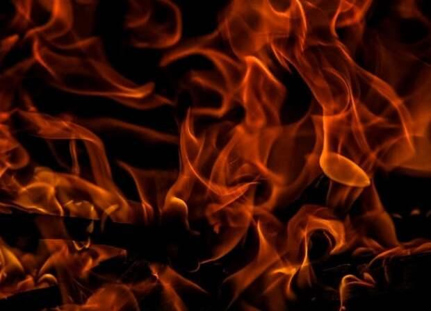 В Москвы загорелся жилой дом на Фрунзенской набережной