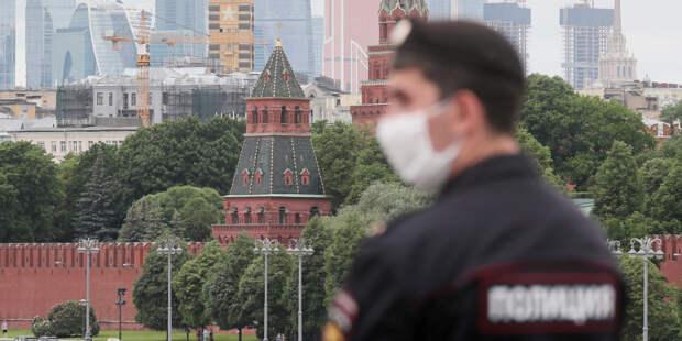 В Москве из-за COVID-19 ограничат массовые мероприятия и закроют фан-зоны