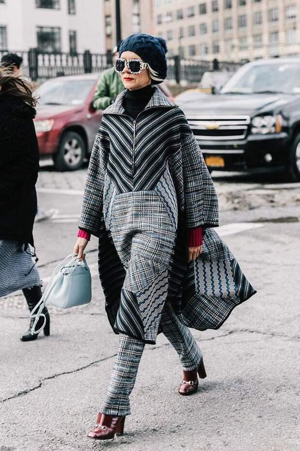 необычные пальто 2020 мода