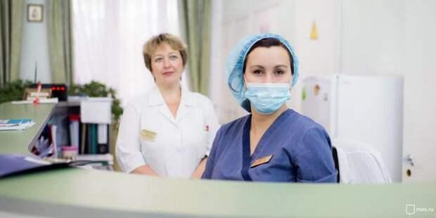 Собянин открыл после капремонта клинику урологии и приемное отделение ГКБ №50. Фото: mos.ru