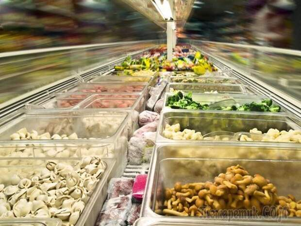 Как правильно выбирать замороженные продукты в супермаркете