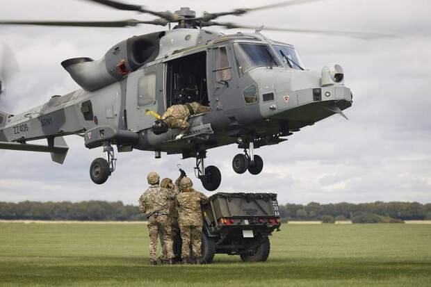 Планы по модернизации сухопутных войск Великобритании