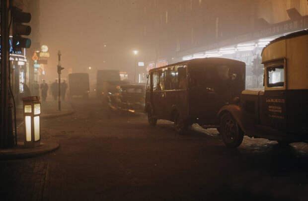 10 фотографий Великого смога вЛондоне
