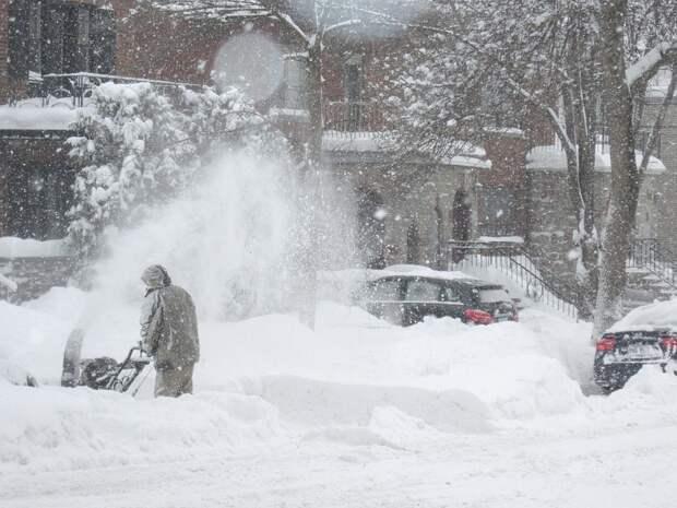 Уборка Снега, Компания Blizzard, Дороги