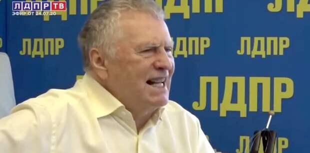 Жириновский назвал три варианта урегулирования конфликта в Карабахе
