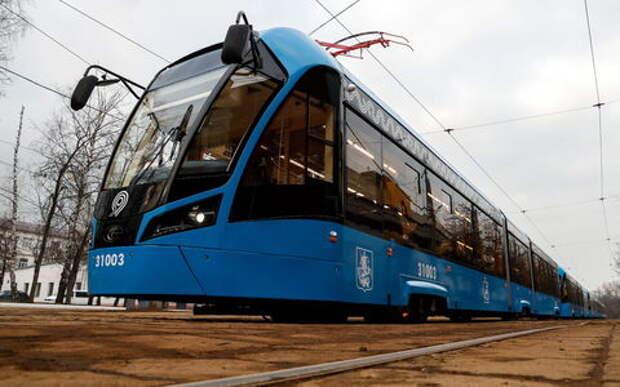 Общественный транспорт Москвы перейдет на «зеленую волну» в 2018 году