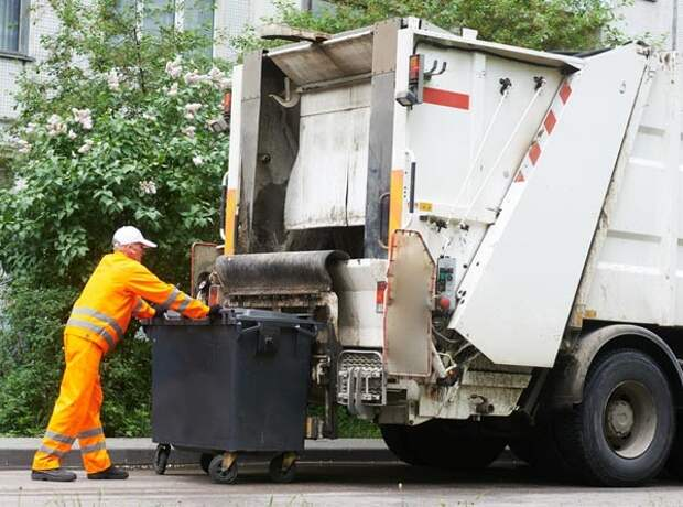 Сборщик мусора вонь, запах, необычная работа, плохо пахнет, профессии